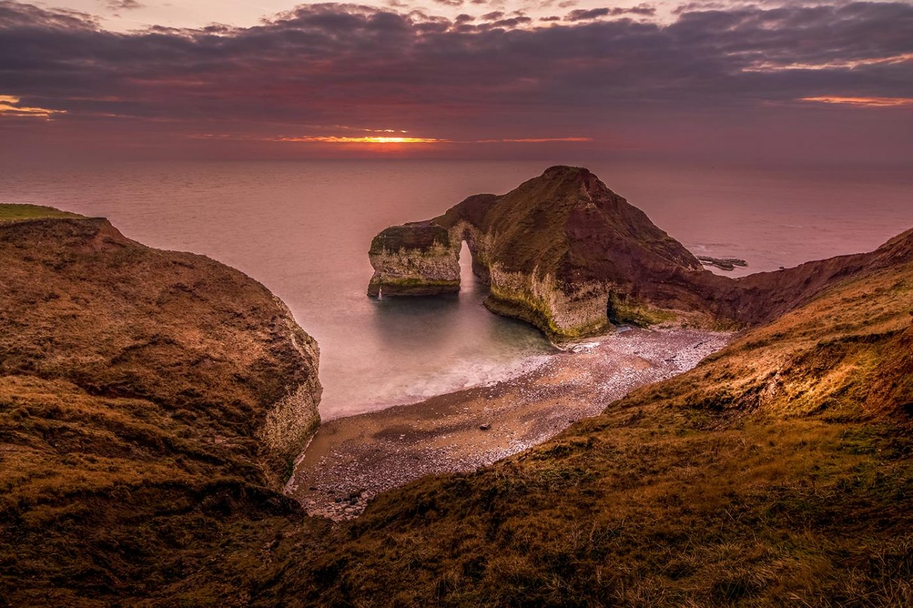 Flamborough Head Yorkshire