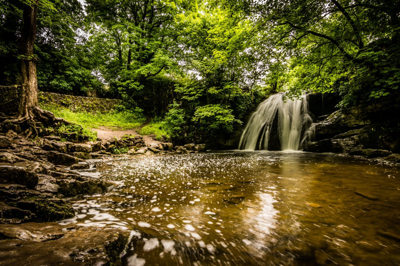 Janet's Foss - Malham - Yorkshire Dales