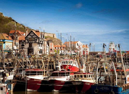 Scarborough Yorkshire Photographer Tim Hill