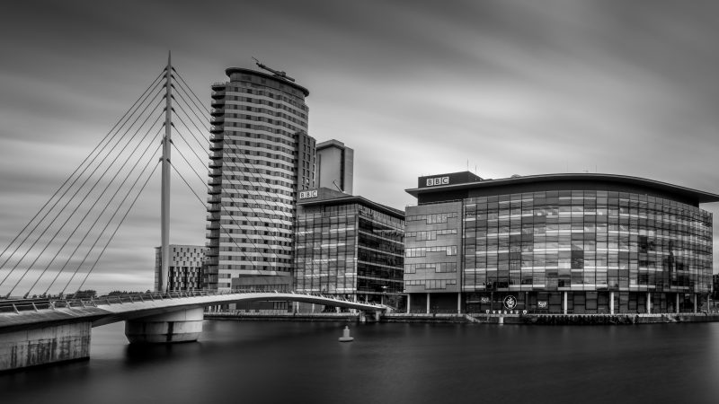 Media City - Salford Quays - Manchester