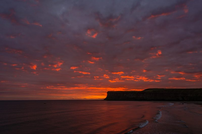 First Light at Saltburn
