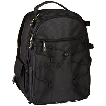 Amazon Basics Backpack for SLR Cameras and Accessories Review