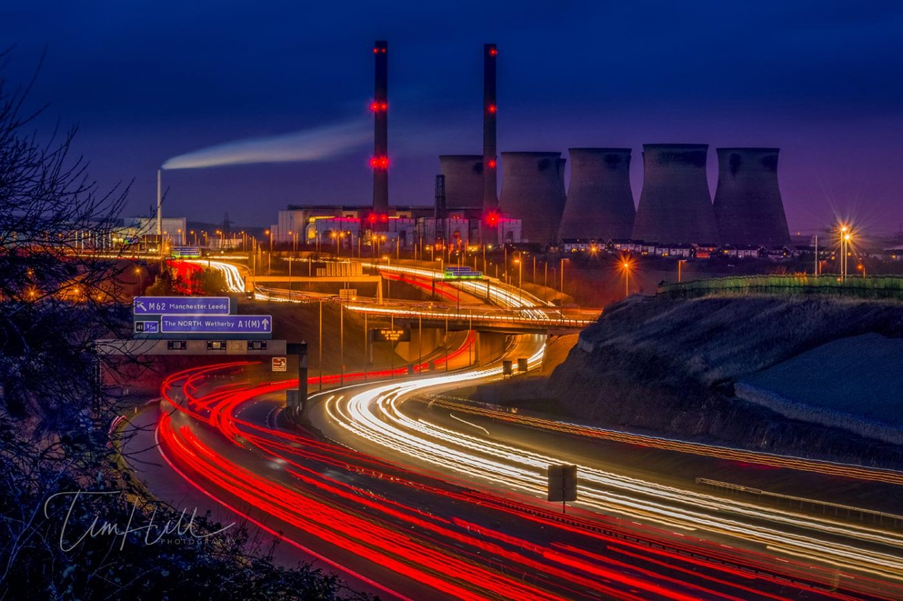 Ferrybridge Power Station Photograph