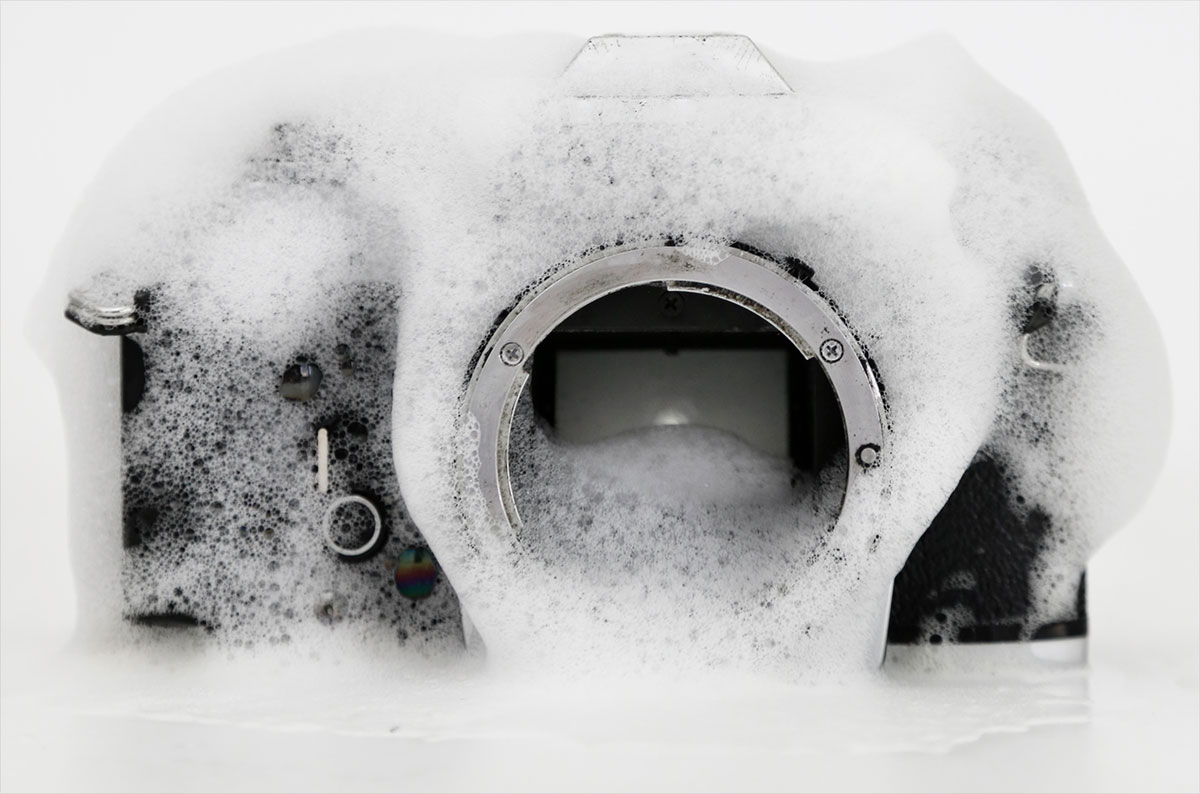 camera sensor cleaning tutorial