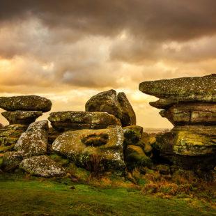 Photography at Brimham Rocks