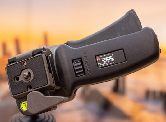 Manfrotto 322RC2 Review