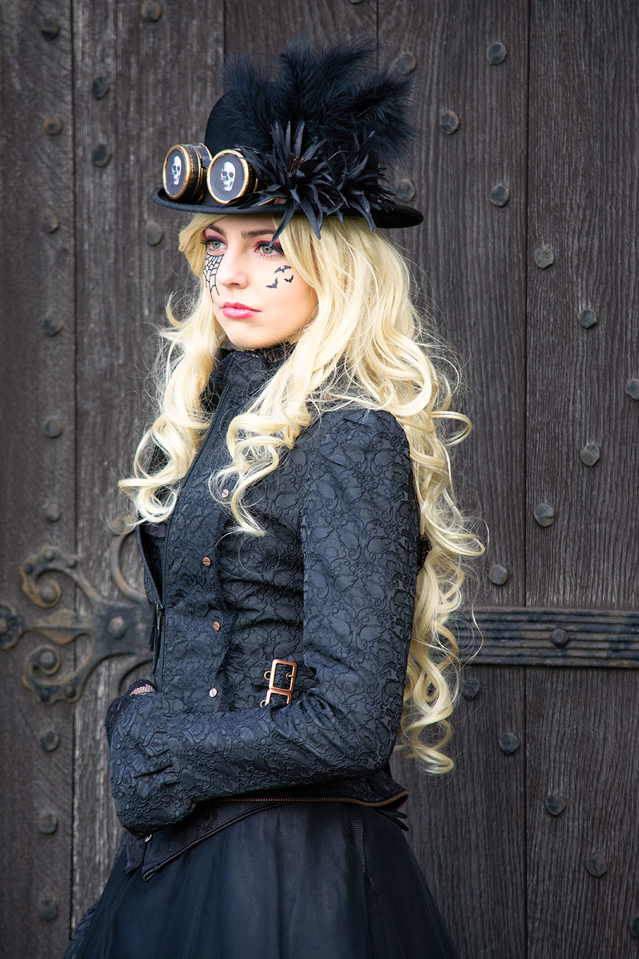 Whitby Goth Festival October 2018 Steampunk