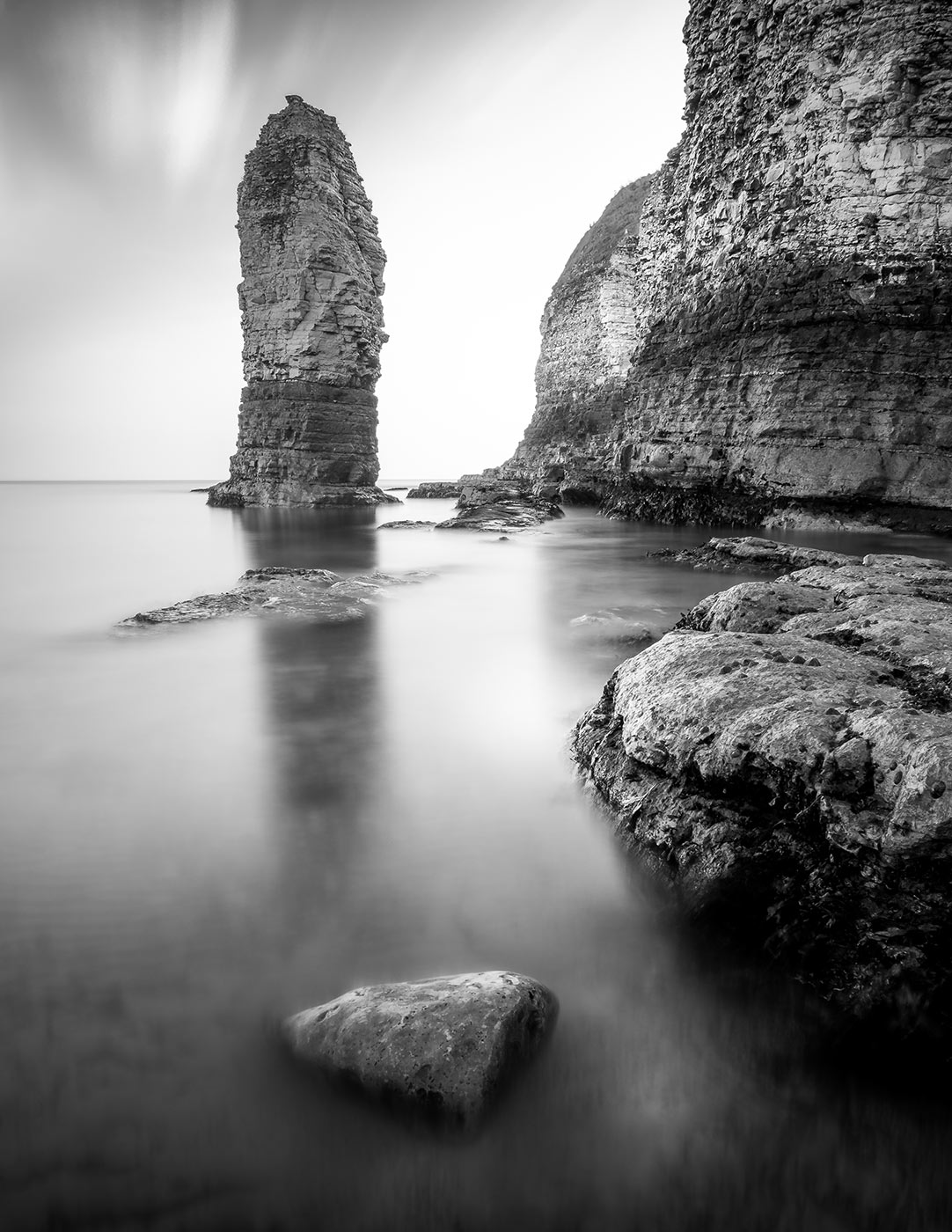 Flamborough Print Tim Hill Photography
