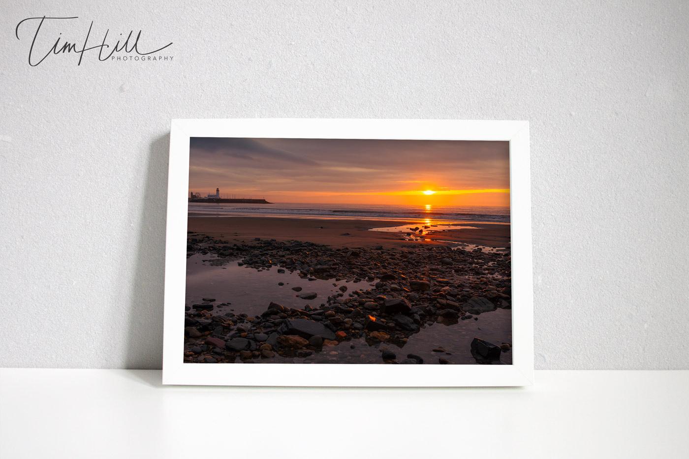 Sunrise at Scarborough Beach