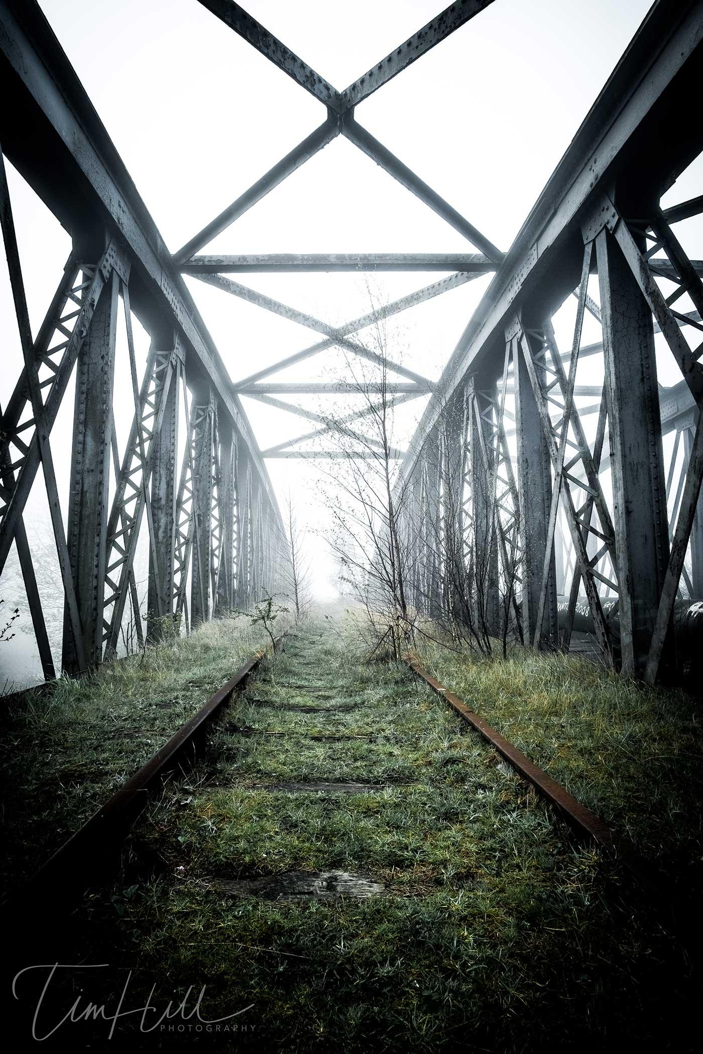 Abandoned Suicide Bridge Castleford