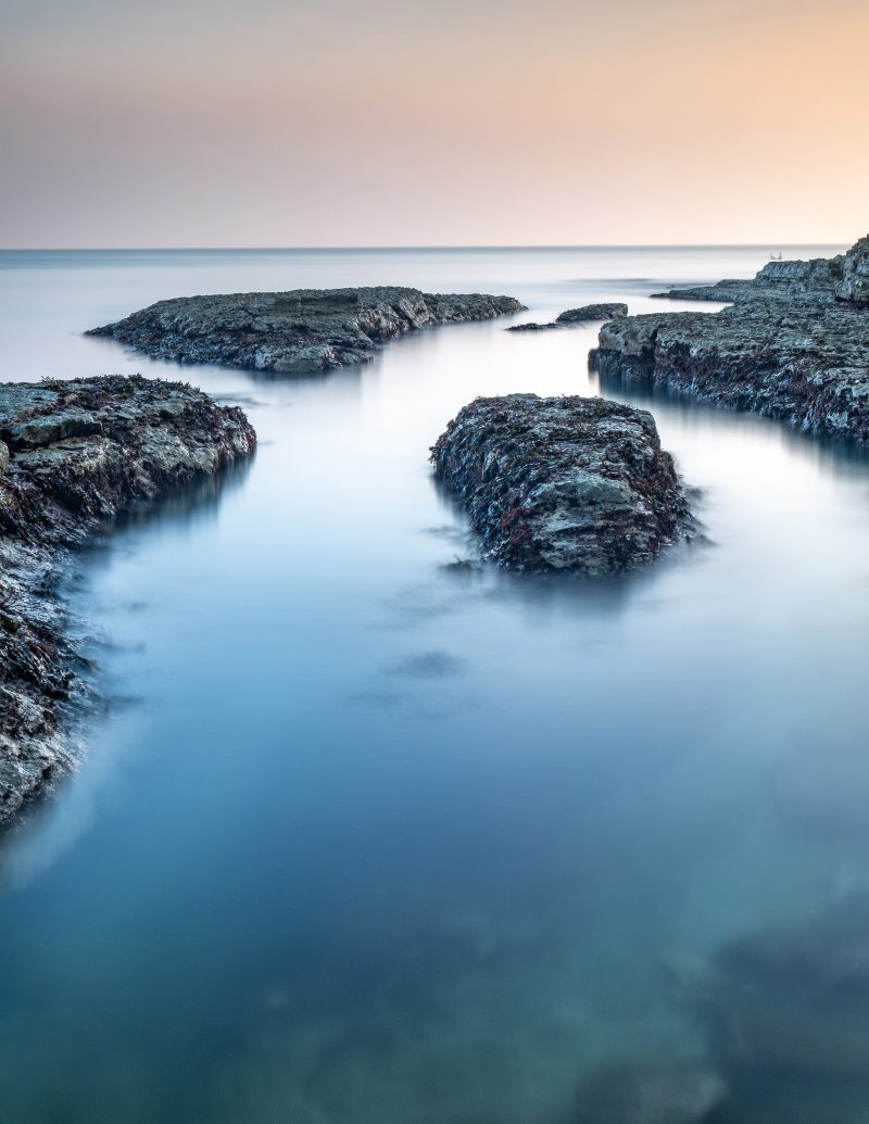 Flamborough Head Long Exposure