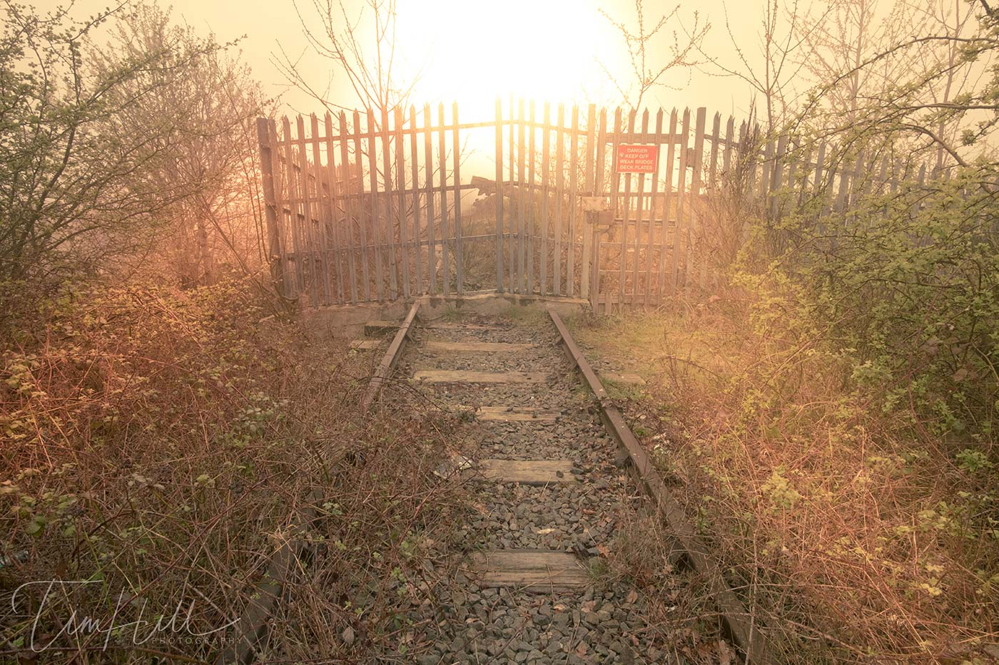 Lock Lane Castleford and the Suicide Bridge