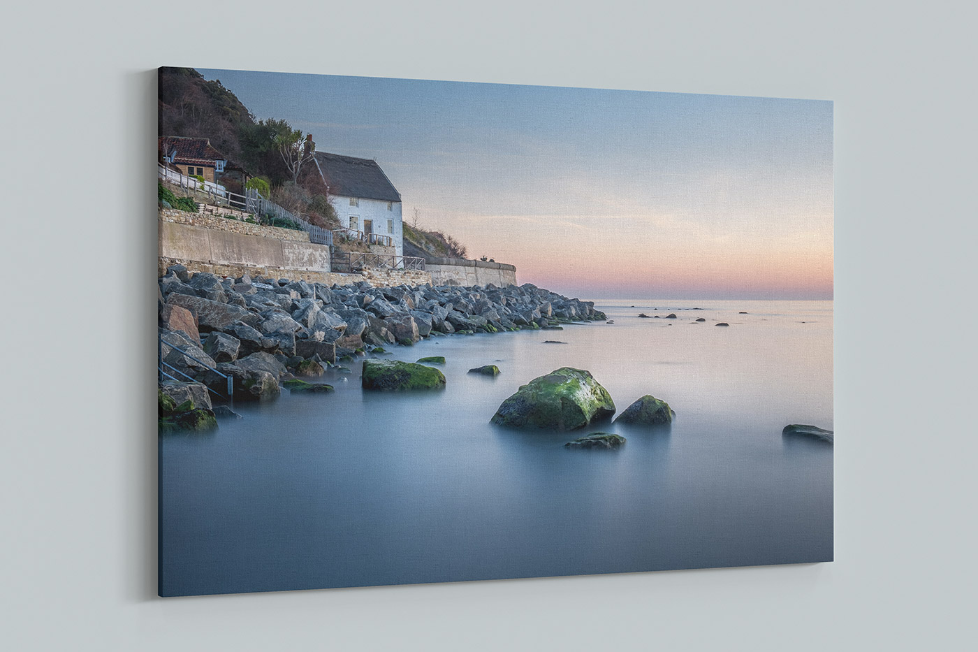 Runswick Bay Wall Art