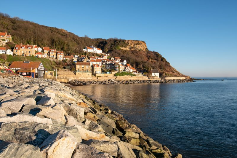 Runswick Bay near Whitby
