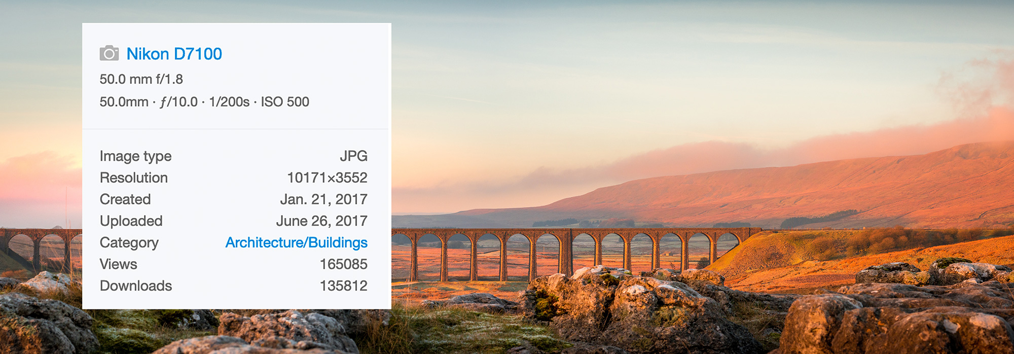 Ribblehead Viaduct Photograph by Tim Hill