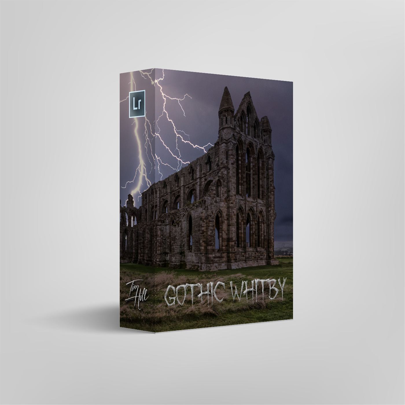 Gothic Whitby Lightroom Presets Pack