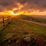 The Great Ridge Peak District