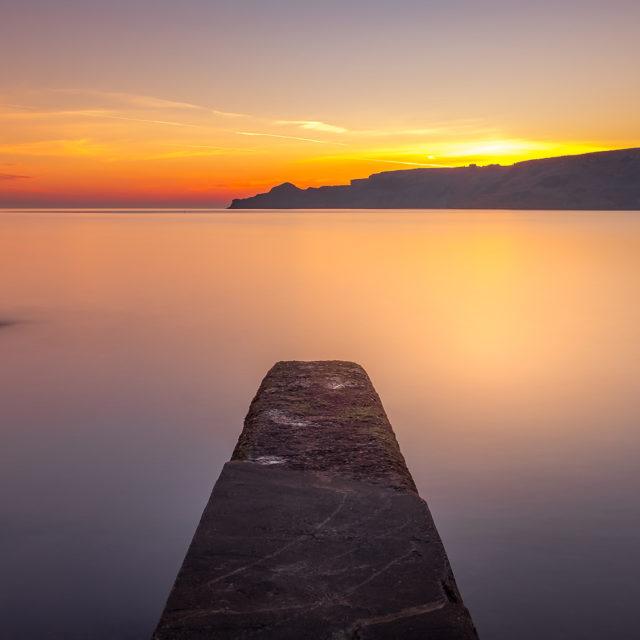 Runswick Bay Sunrise