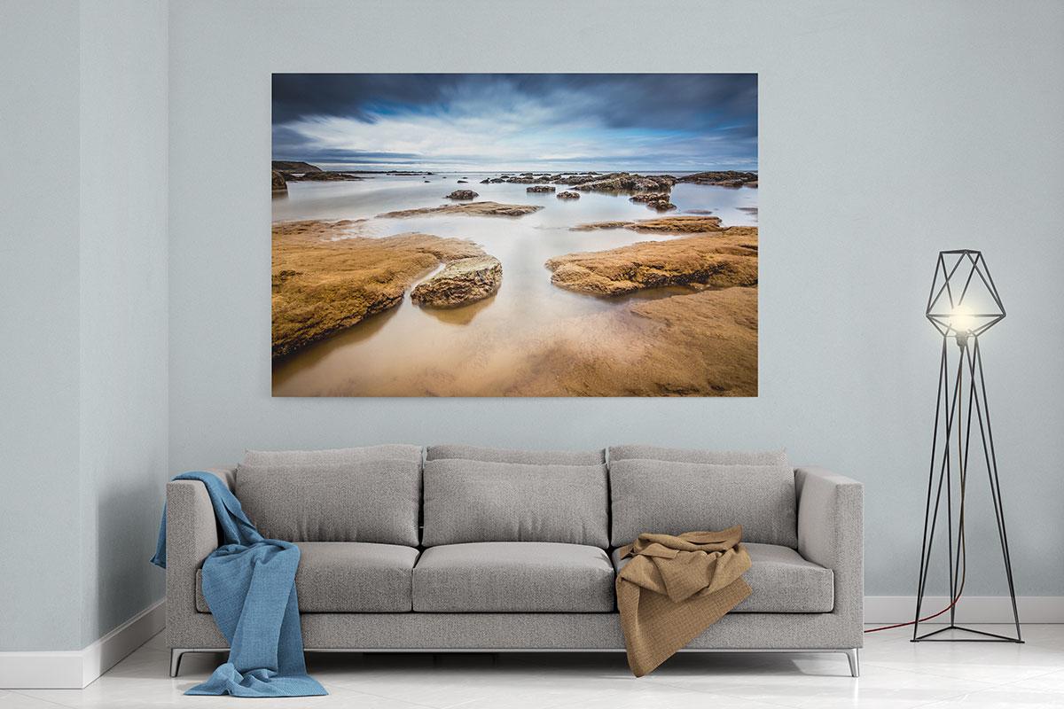 Scarborough Seascape Yorkshire