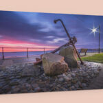 Filey Promenade Anchor