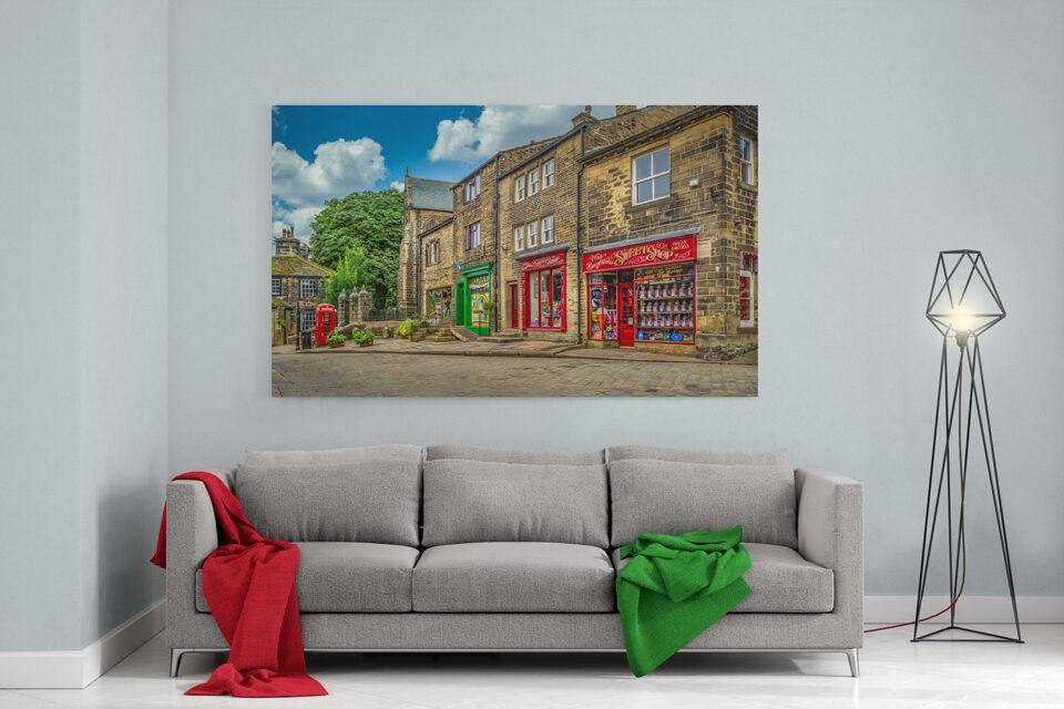 Haworth Sweet Shop Yorkshire