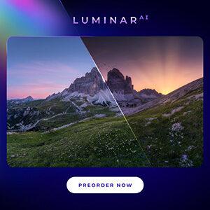 Pre-order Luminar AI