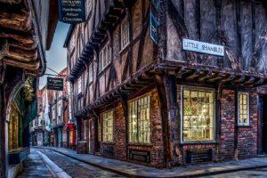 York Shambles Photography