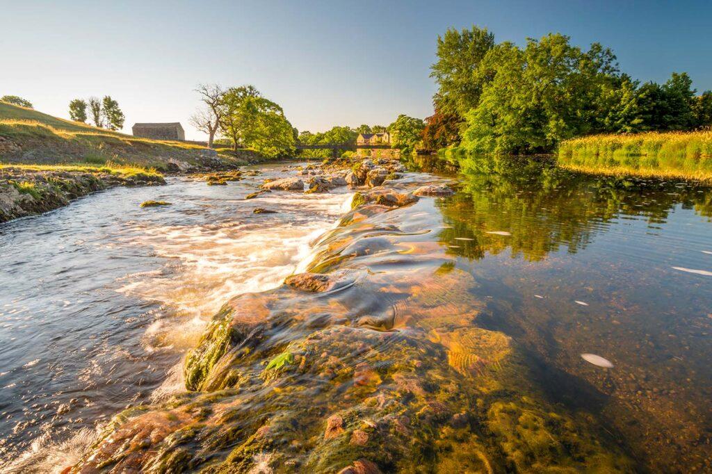 Grassington River Wharfe Tim Hill