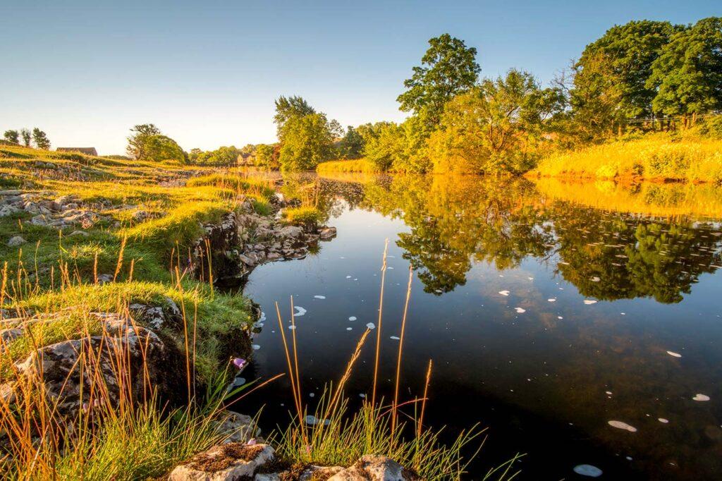 River Wharfe Grassington Photography