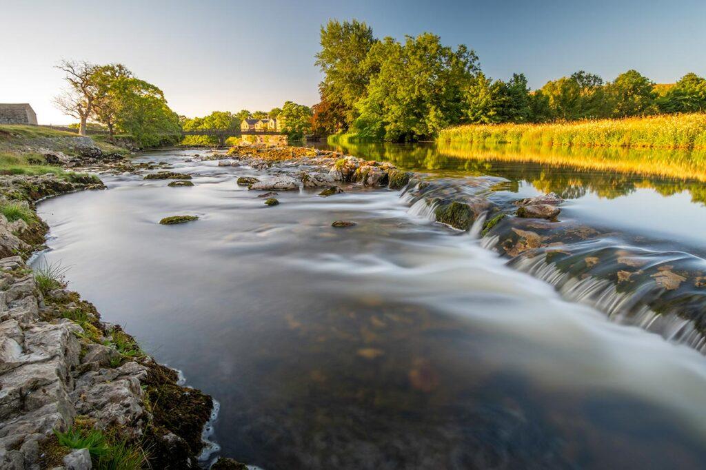 Linton Falls Grassington, Yorkshire Dales Photography