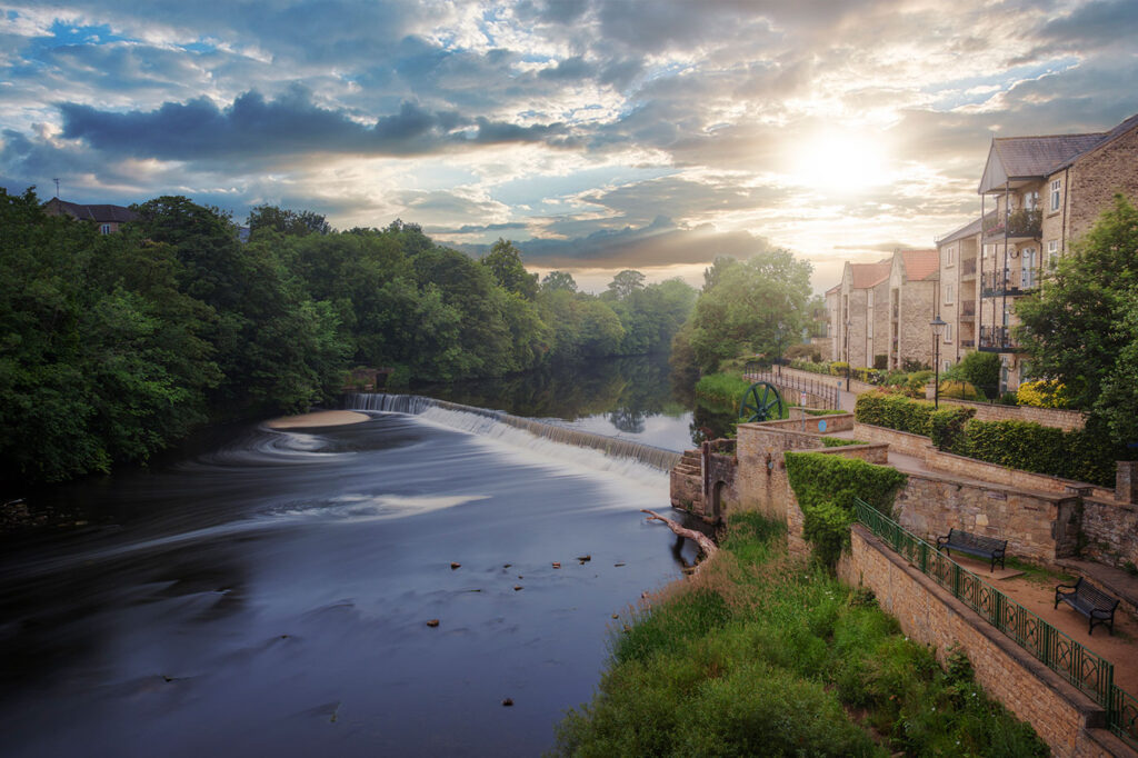 Wetherby Weir Photography Prints