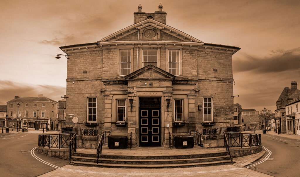 Wetherby Town Hall Photography Print