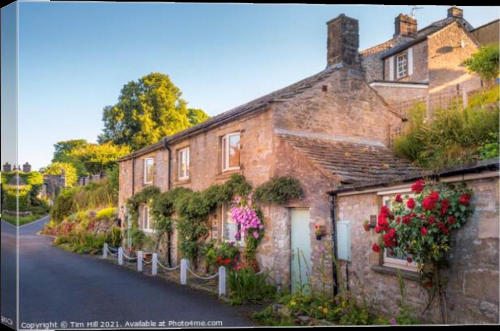 Grassington Canvas Yorkshire Dales